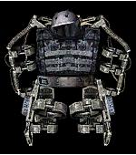 Экзоскелет наёмника